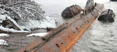 USA: Mysterious Nazi submarine from WWII discovered in Great Lakes