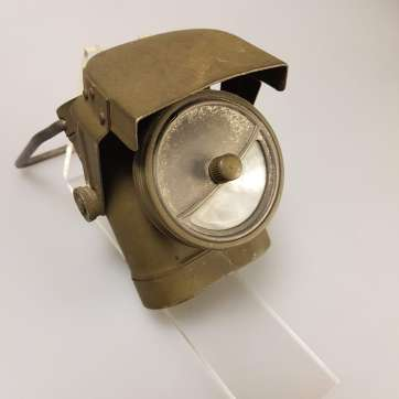 Britse WW2 zaklamp H.MILLER & CO LTD