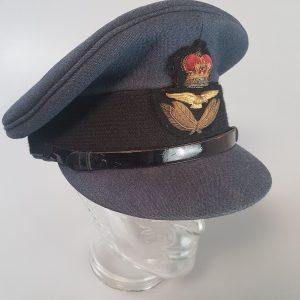 RCAF officiers visor