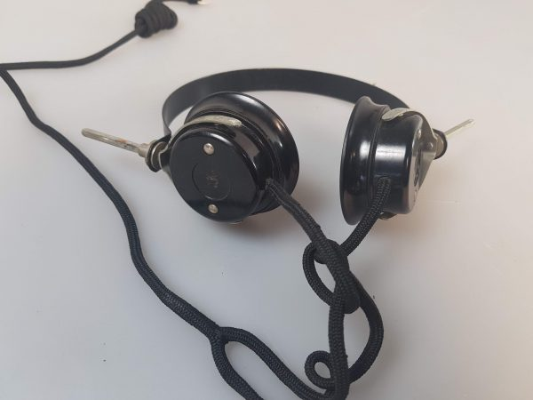 Kriegsmarine U-Boot communicatie headset
