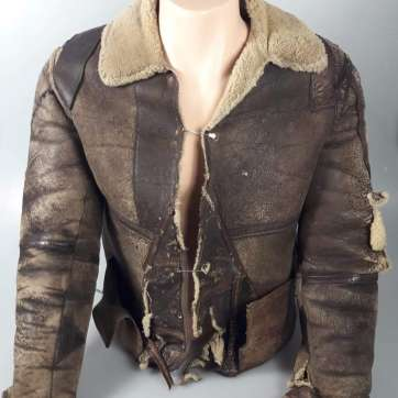 British WW2 pilot jacket
