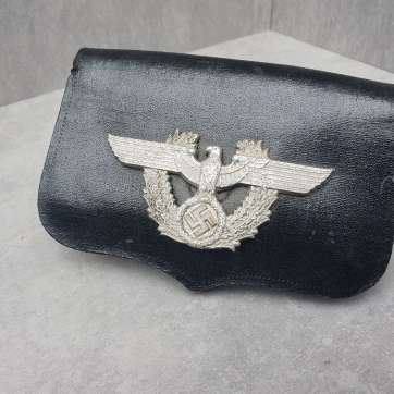 Polizei parade ammo pouch