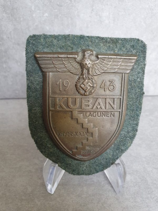 Kuban Campaign Shield
